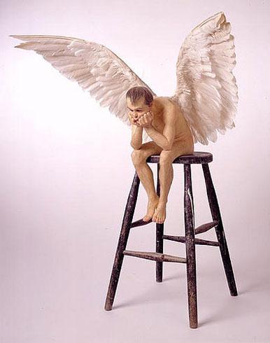 Рон Мьюик. Ангел